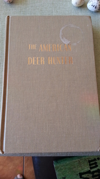 Francis E. Sell The American Deer Hunter 175 Seiten
