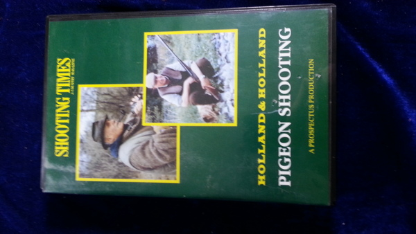 Holland & Holland Pigeon Shooting English