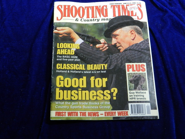 Shooting Times Classical Beauty uvam 1995