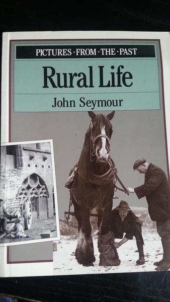 Englisches Buch über Das Leben Auf Dem Lande Rural Life